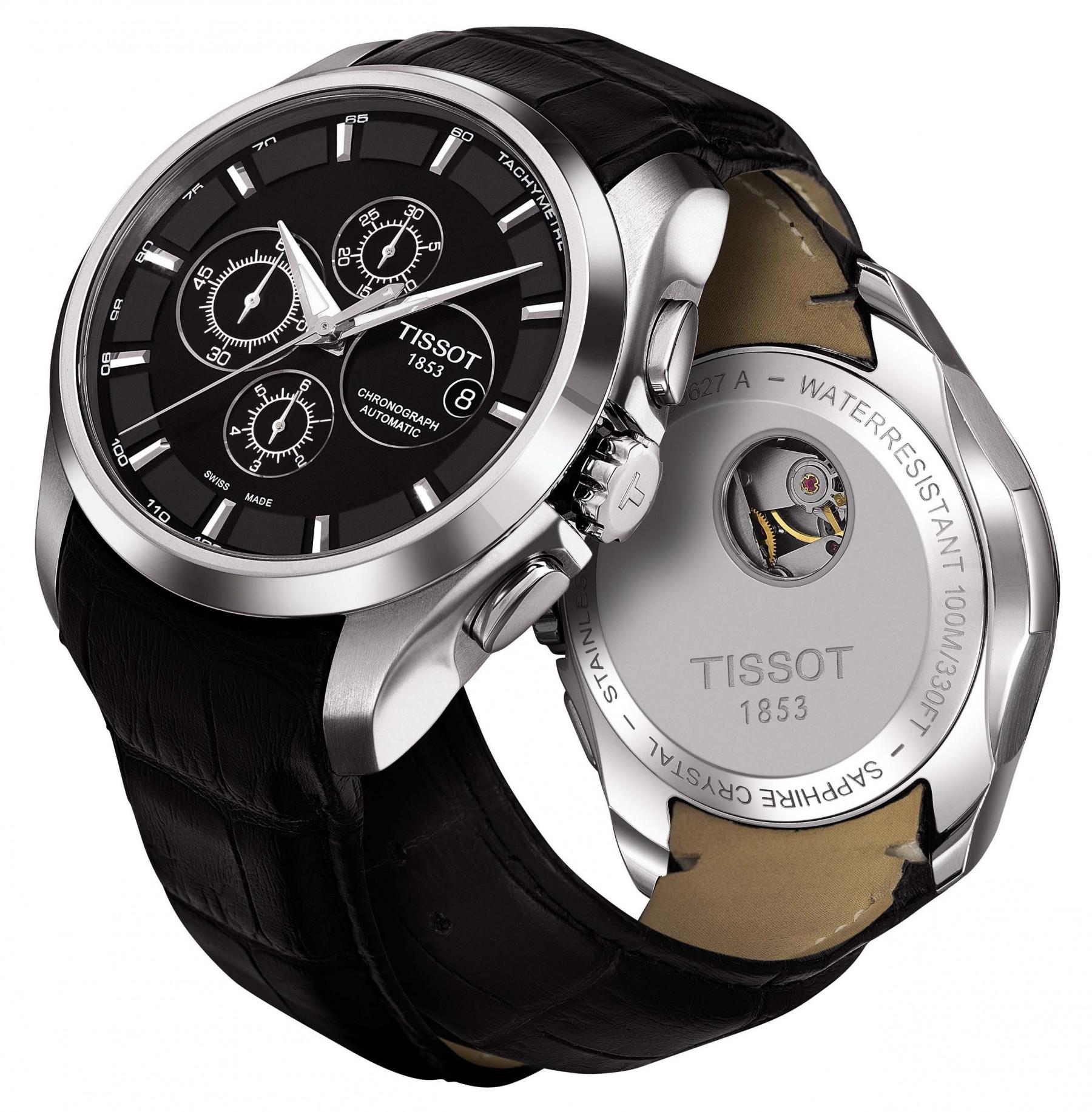 Tissot Couturier Automatic T035.627.16.051.00 - Офіційний інтернет ... f95e050887722