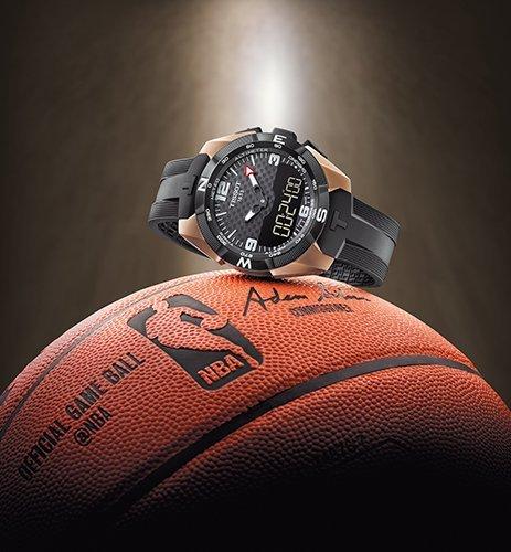 Tissot T-Touch Expert Solar NBA Special Edition. Первенство и рекорд